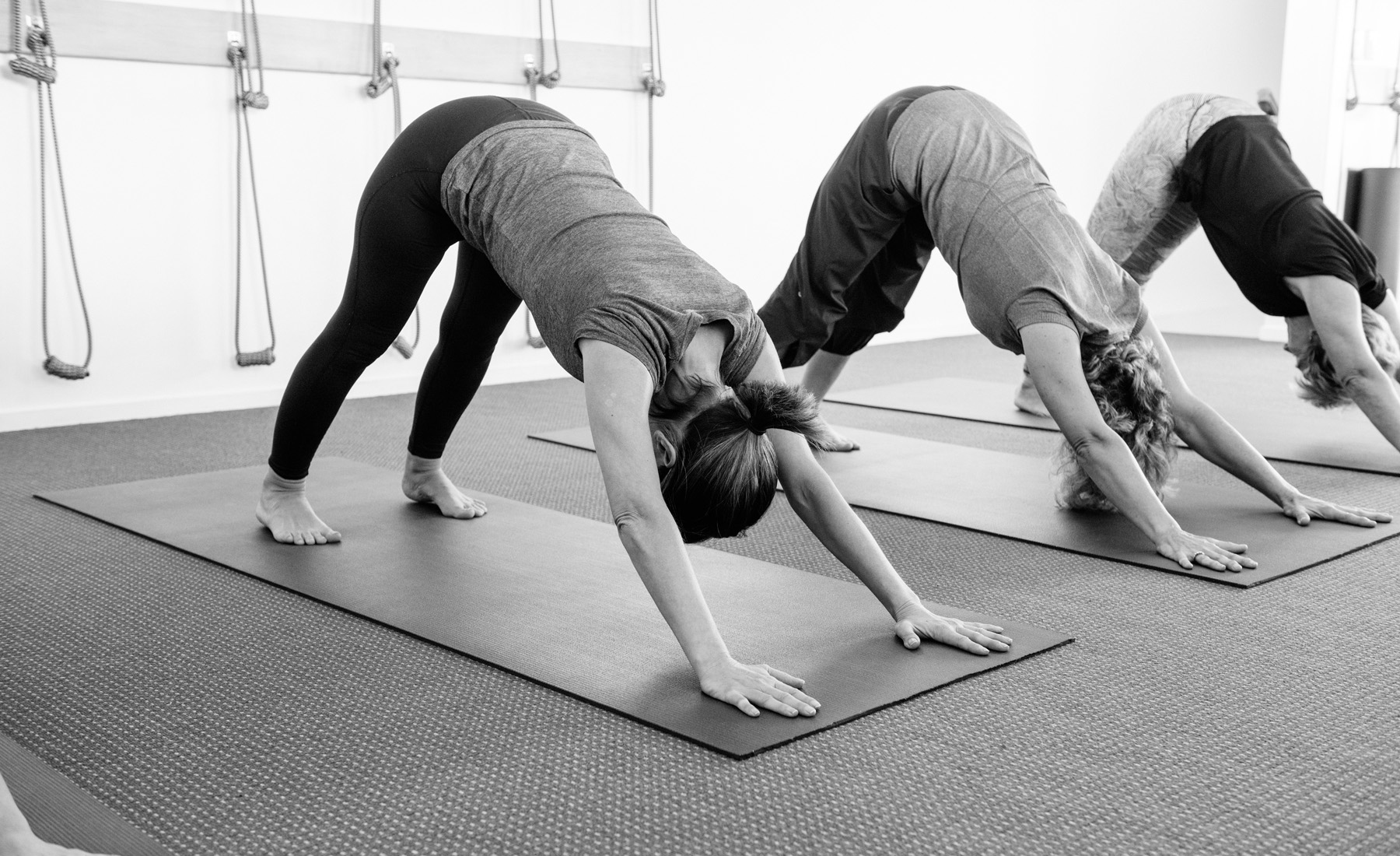 yoga class at yoga studio kerikeri bay of islands