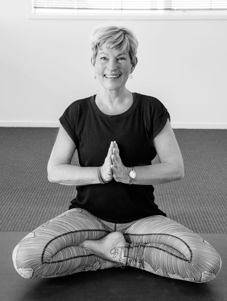 kim robertson-barnes iyengar yoga instructor